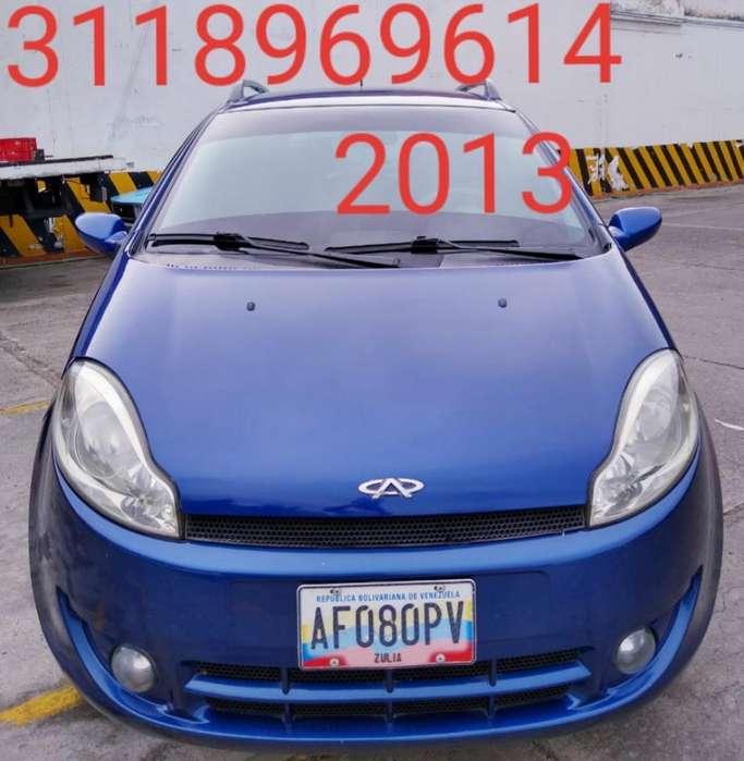 Chery Otros Modelos 2013 - 9850 km