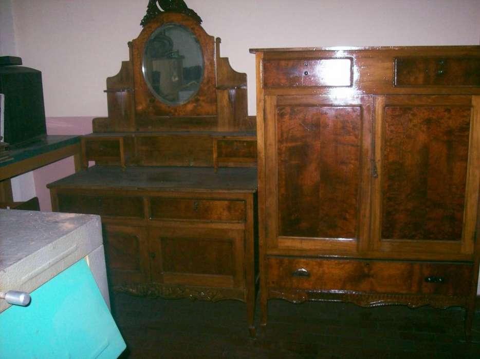 Vendo muebles y antiguedades
