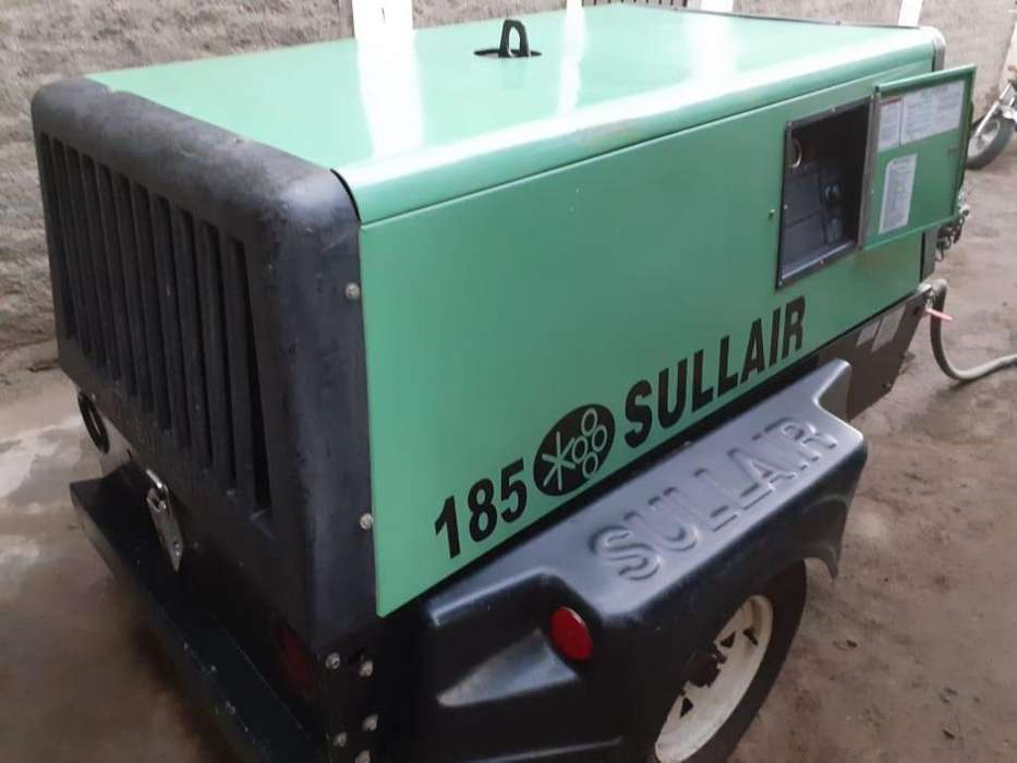 VENDO COMPRESOR SULLAIR 185