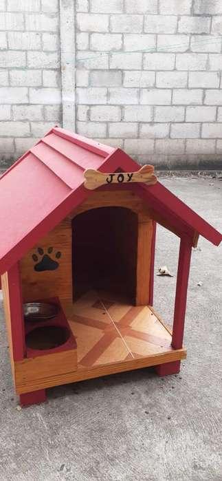 Casa para Perro Y Perrera