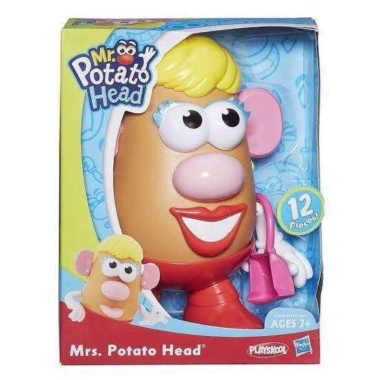 Sra Cara de Papa Hasbro