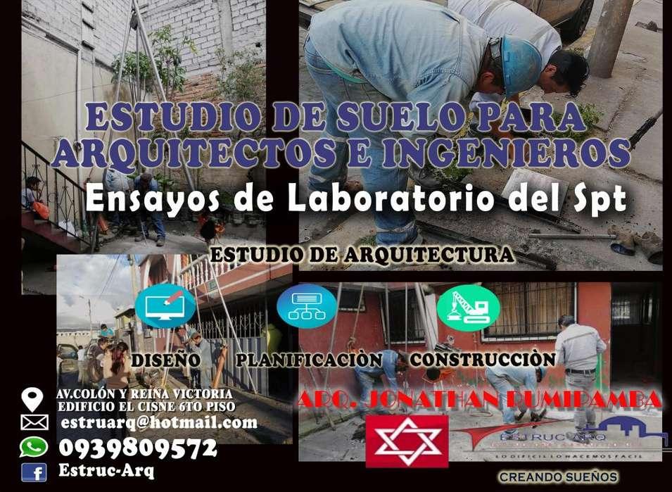 ESTUDIOS DE SUELOS, CONSTRUCCIONES Y MAS 0939809572