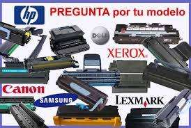 TINTA TONER KYOCERA HP LEXMARK SAMSUNG XEROX SHARP RICOH 103 104S 105 108S D111S R116 119A 203 205S 209 404 406 504 506