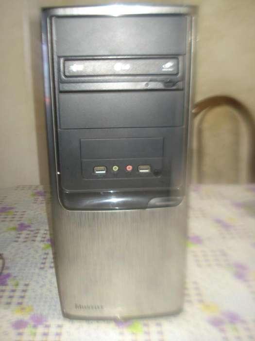 Cpu Computadora Doble Nucleo Pentium E5300 Ram 2gb Disco 300