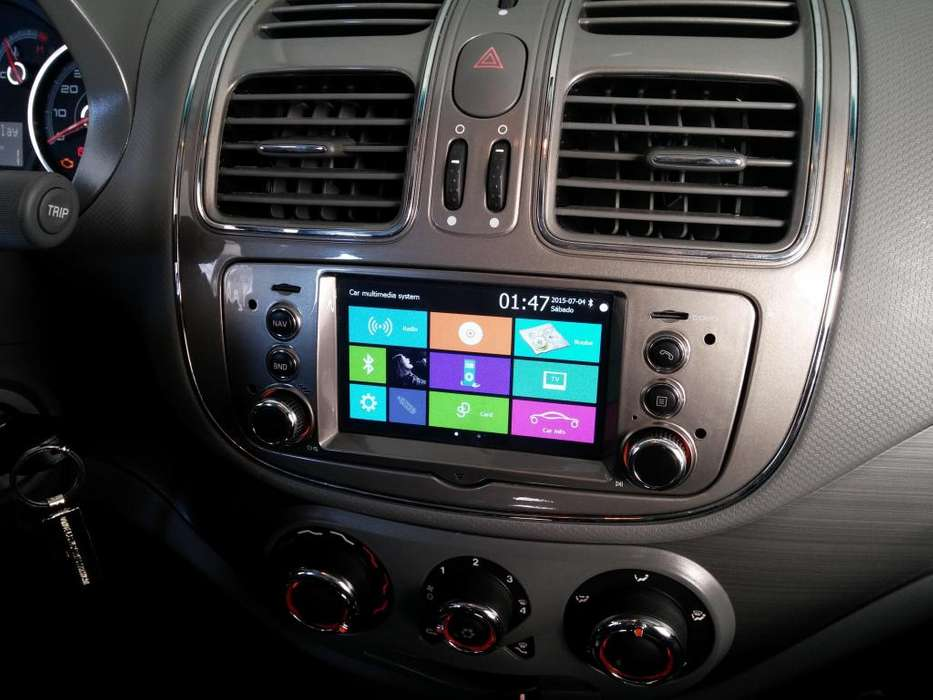<strong>fiat</strong> SIENA Estereo CENTRAL MULTIMEDIA STEREO PANTALLA Gps Android Bluetooth