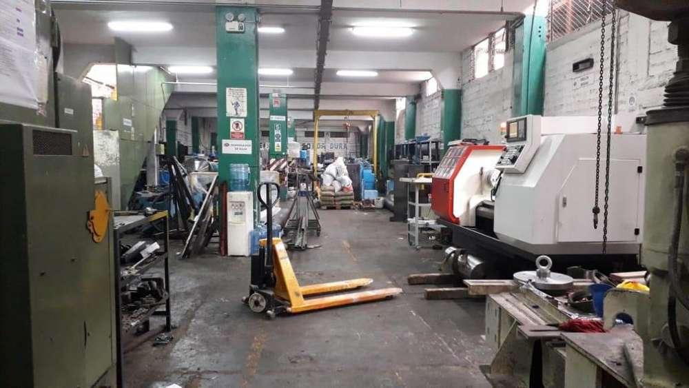 OCASIÓN VENDO Local Industrial I2 de 500 m2 en INDEPENDENCIA.