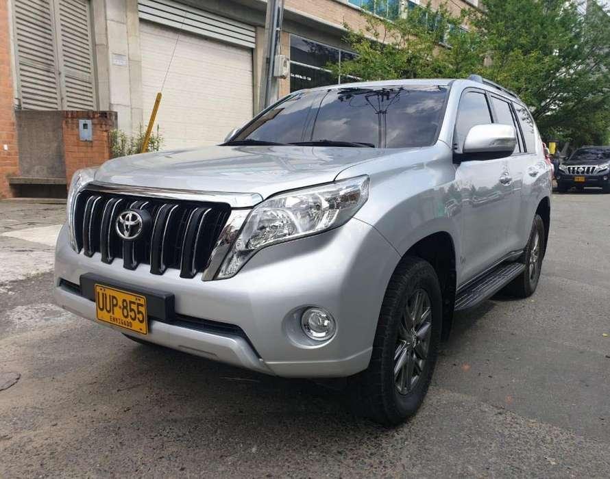 Toyota Prado 2015 - 51000 km