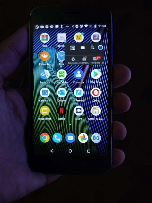 Motorola g5 plus muy bueno