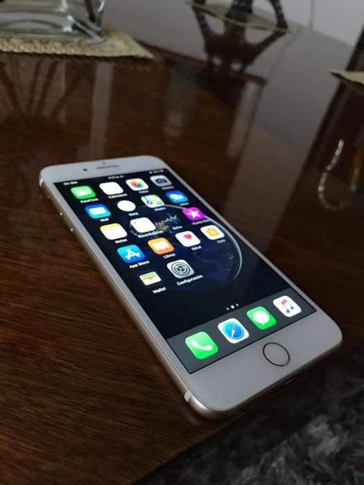 iPhone 7 Plus 256 Gb Perfecto Negociable