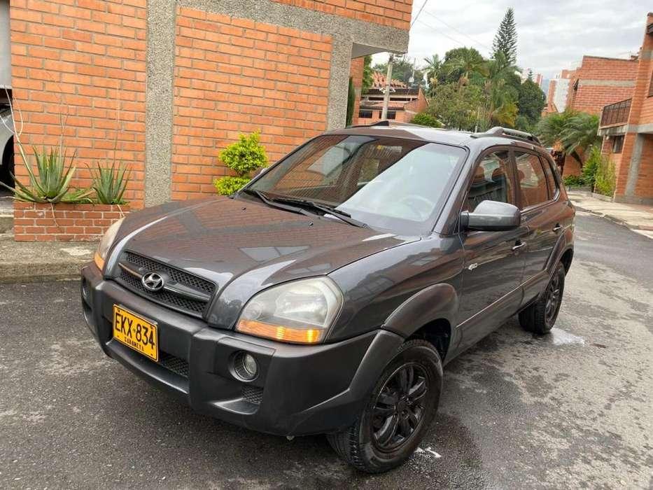 Hyundai Tucson 2008 - 98000 km