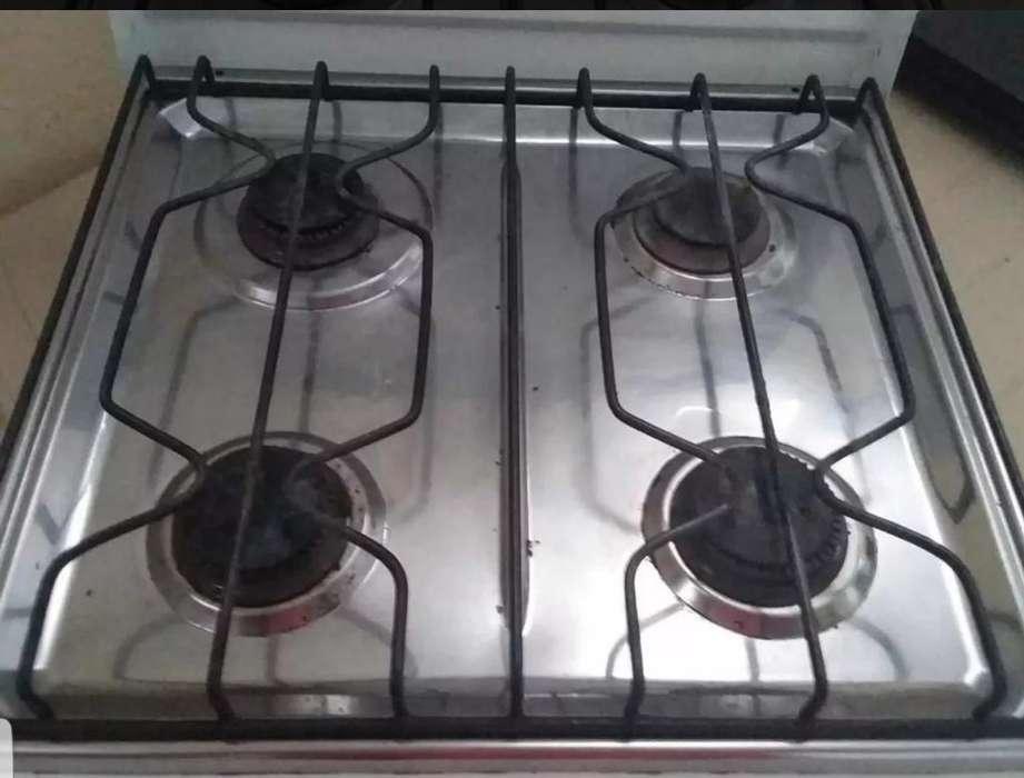 Cocina durex 4 quemadores y horno: Casa - Muebles - Jardín ...