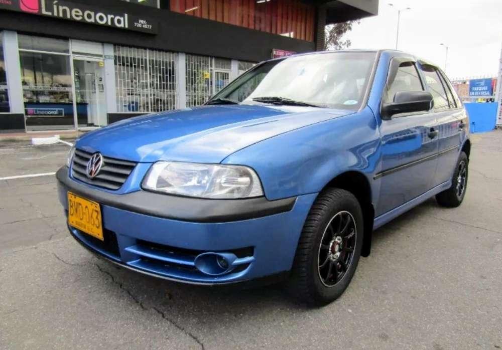 Volkswagen Gol 2003 - 99000 km
