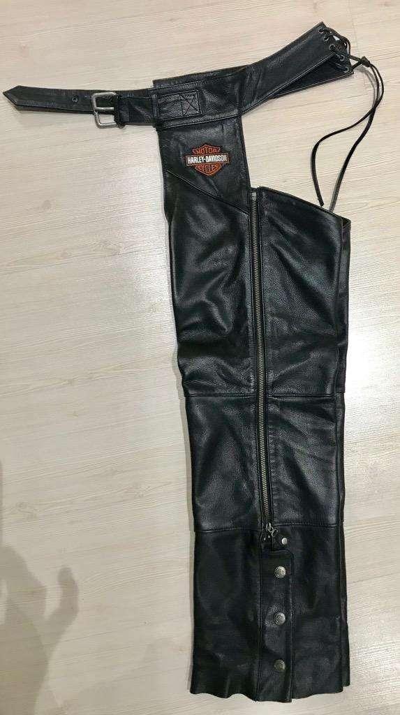Pantalon Chaps Harley Davidson Accesorios 1028714459