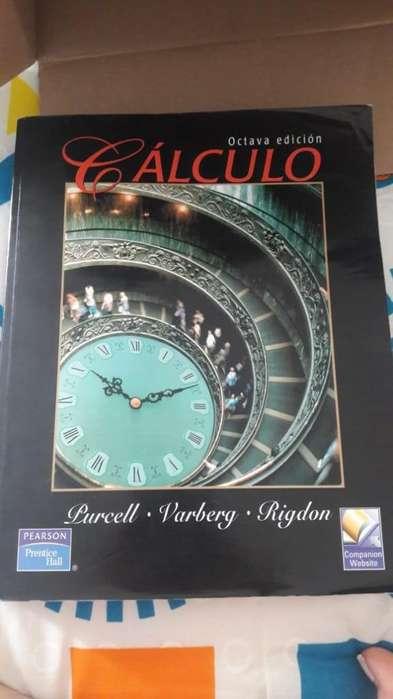 Cálculo octava edición Purcell. Varberg, Rigdon