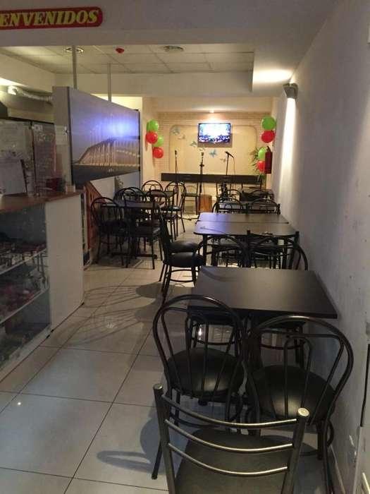 Vendo Restaurante Cerca al Megamaxi de la 6 de Diciembre