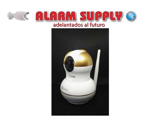 Camara Robotica De Seguridad Vista Remota No Necesita Dvr