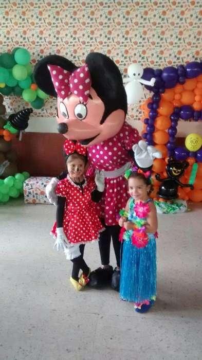 Recreación para Tu Fiesta Infantil