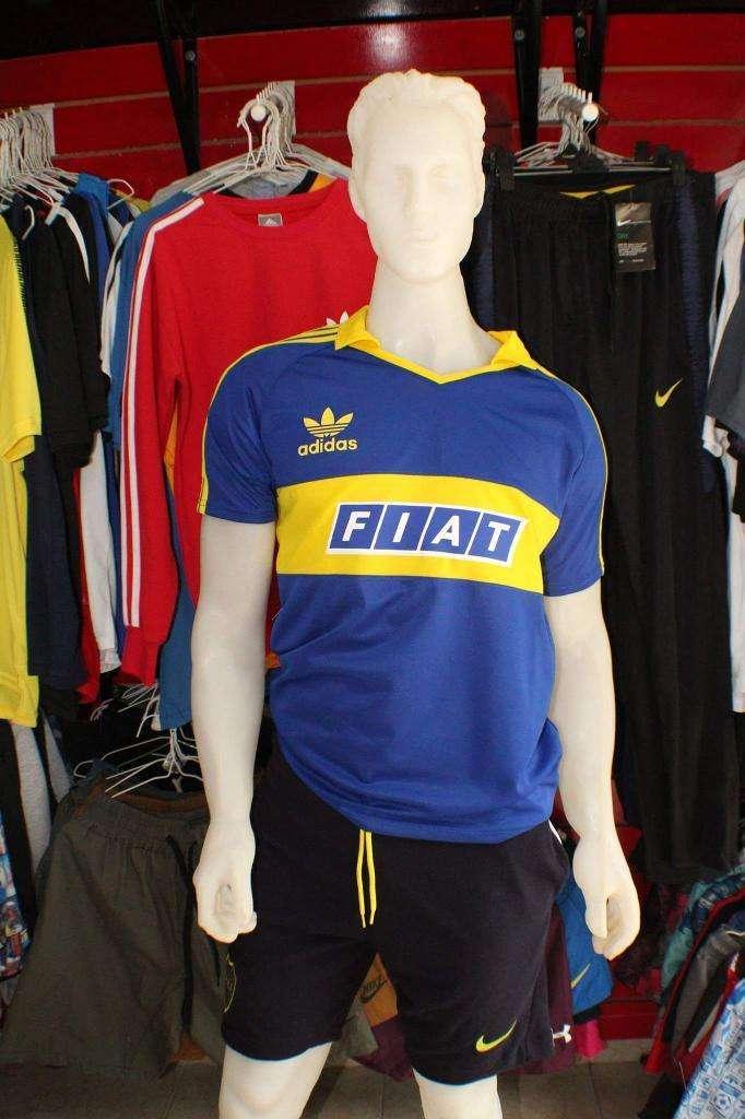 Camiseta Juniors Retro