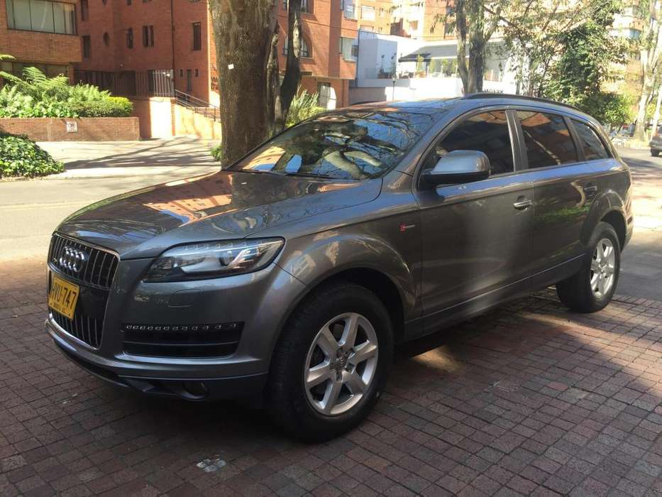 <strong>audi</strong> Q7 2014 - 51000 km