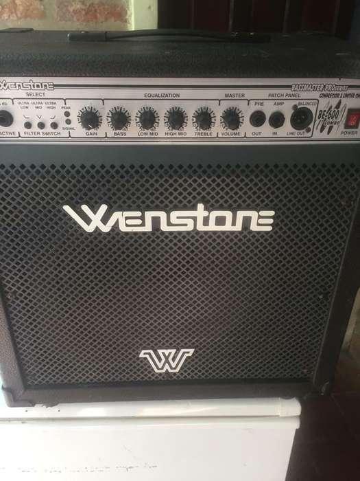 Amplificador de bajo Wenstone Be-600