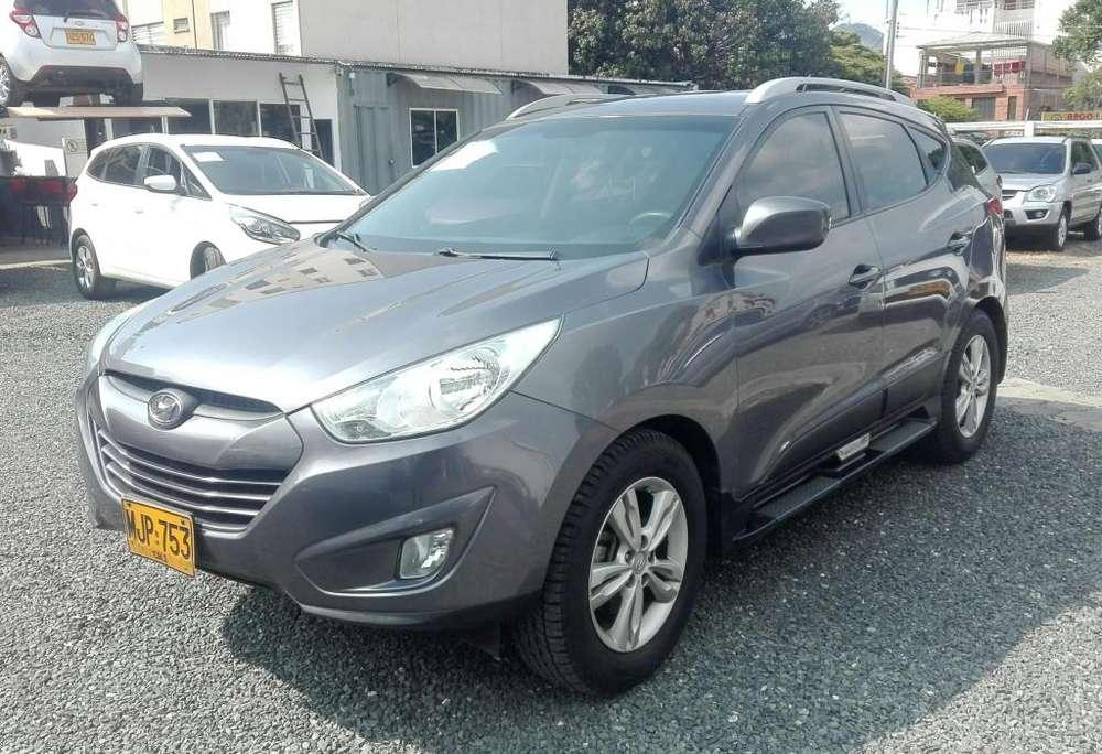 Hyundai Tucson 2013 - 119768 km