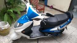 Moto Electrica Nueva