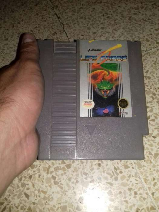 Life Force Original <strong>nes</strong> S<strong>nes</strong> N64
