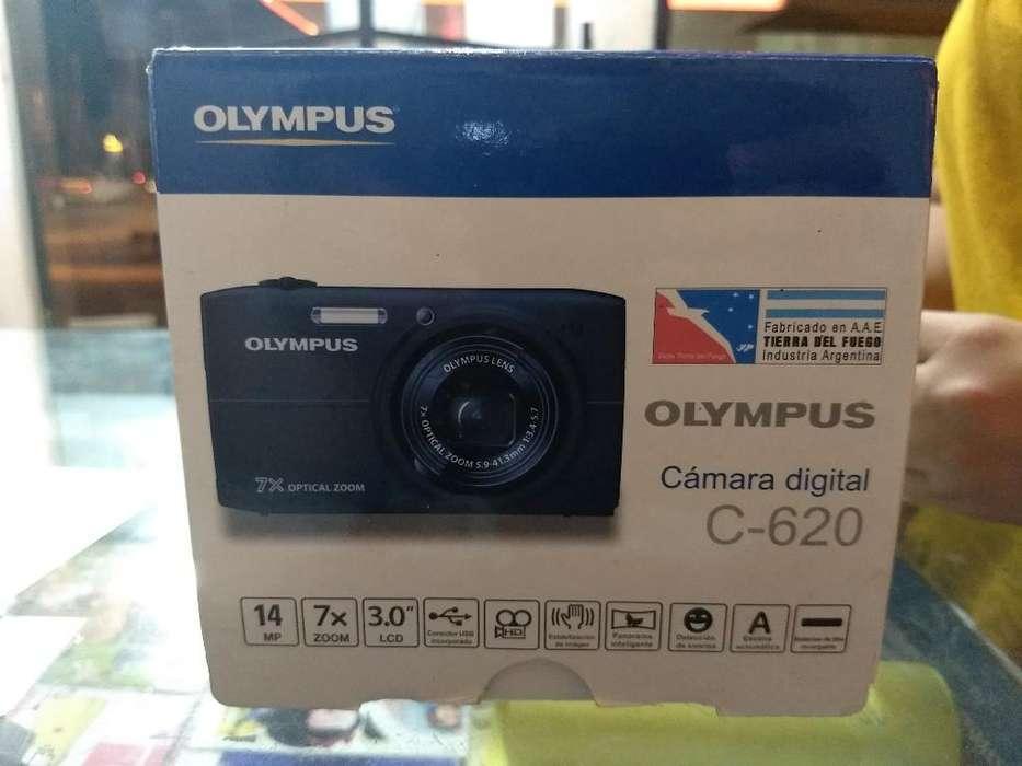 Camara Olympus C620, en Caja sin Uso