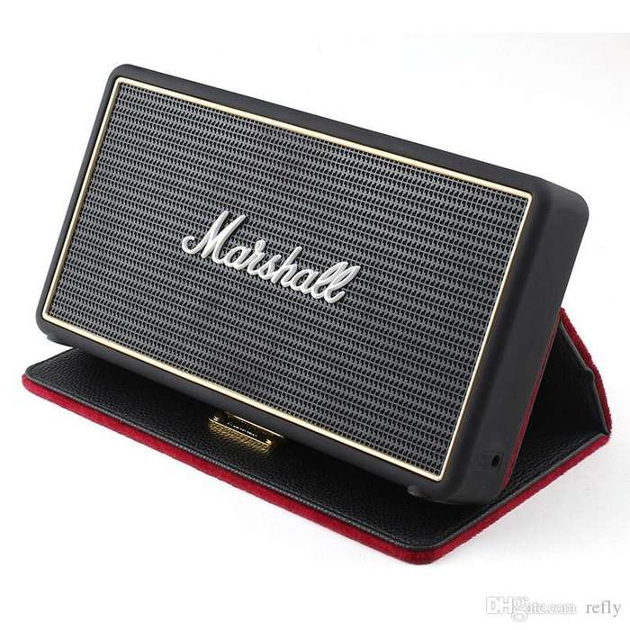 Parlante Marshall Stockwell cover