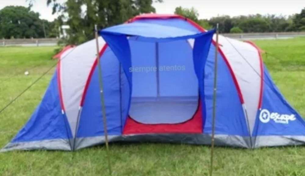 Vendo Carpa Camping