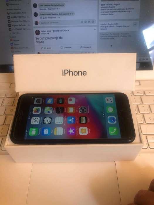 Ganga iPhone 7 128Gb Negro Libre Legal