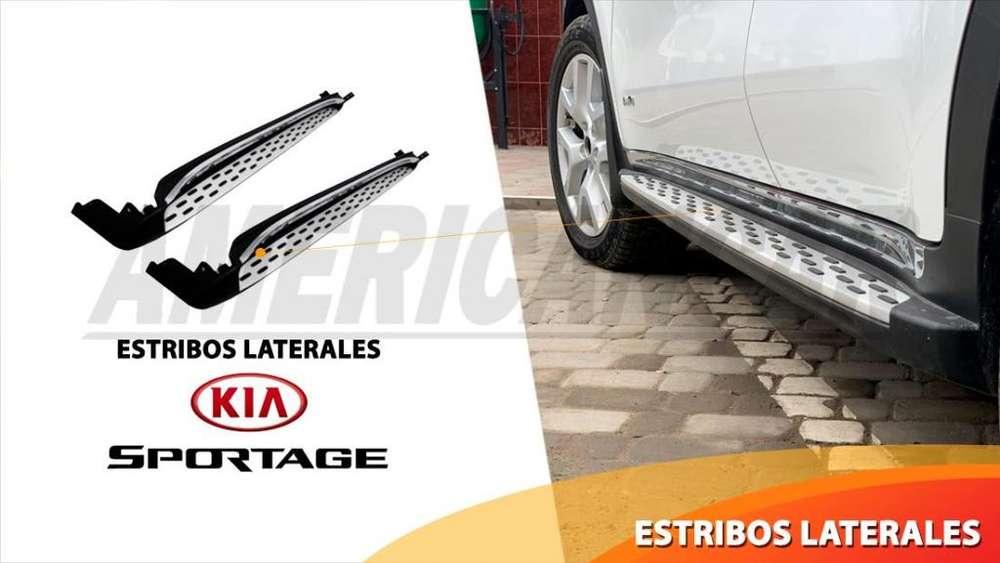 Estribos Originales Kia, Toyota, Hyundai