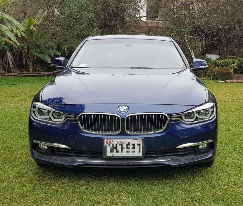 BMW 318i 2016 - 36823 km