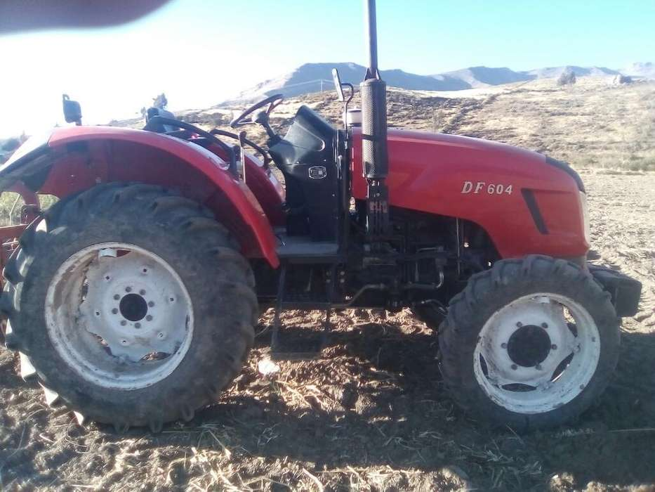 Remato Tractor Agricola