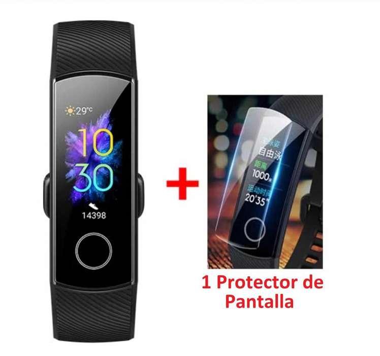 Huawei Honor Band 5 Mas 1 Protector Smartband Sensor Oxigeno