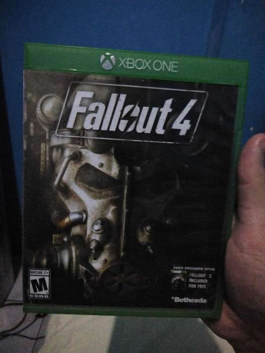 Vendo o cambio Fallout 4 para Xbox One