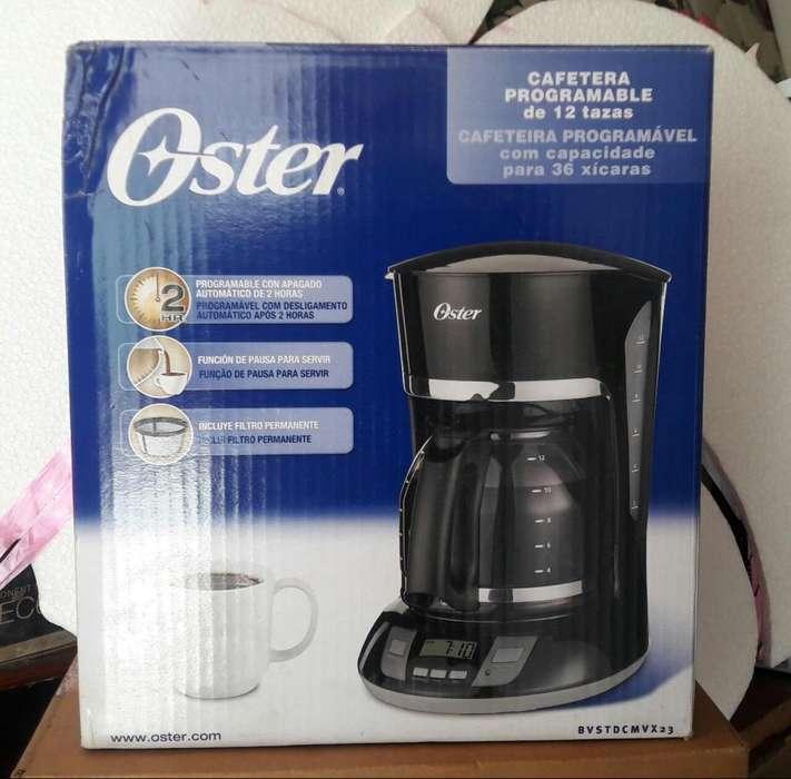 <strong>cafetera</strong> PROGRAMABLE OSTER 12 TAZAS