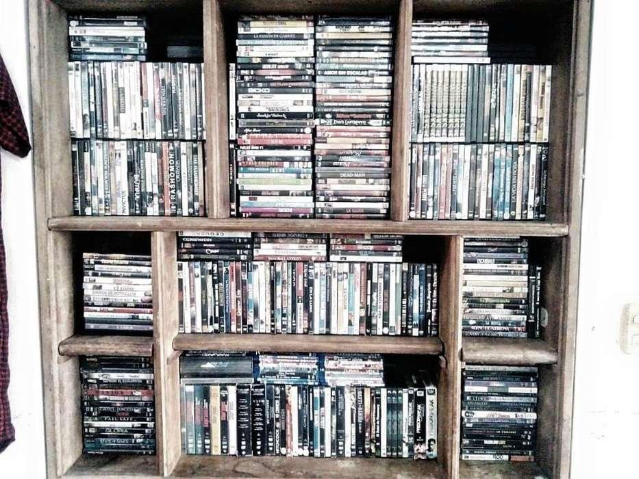 Se Venden de 500 Dvds