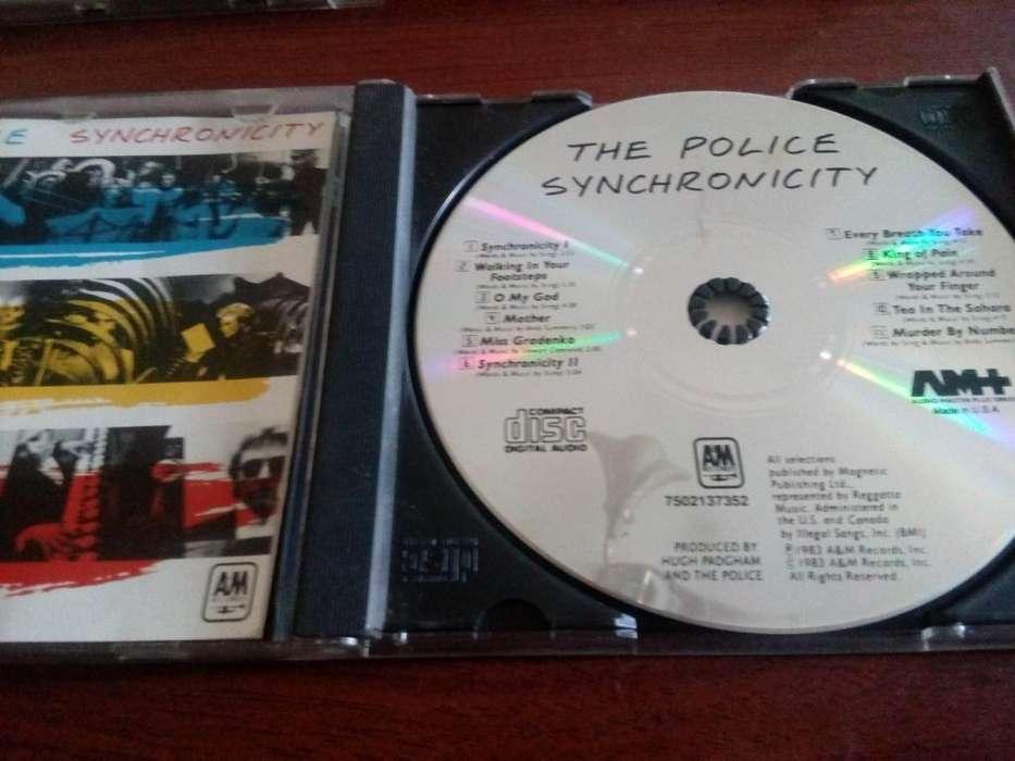 CDs de Audio remato Lote de 10 discos