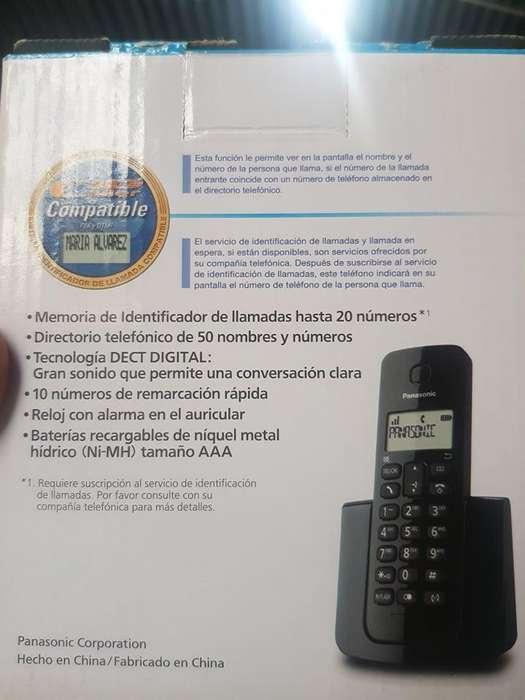 TELEFONO CONVENCIONAL PANASONIC