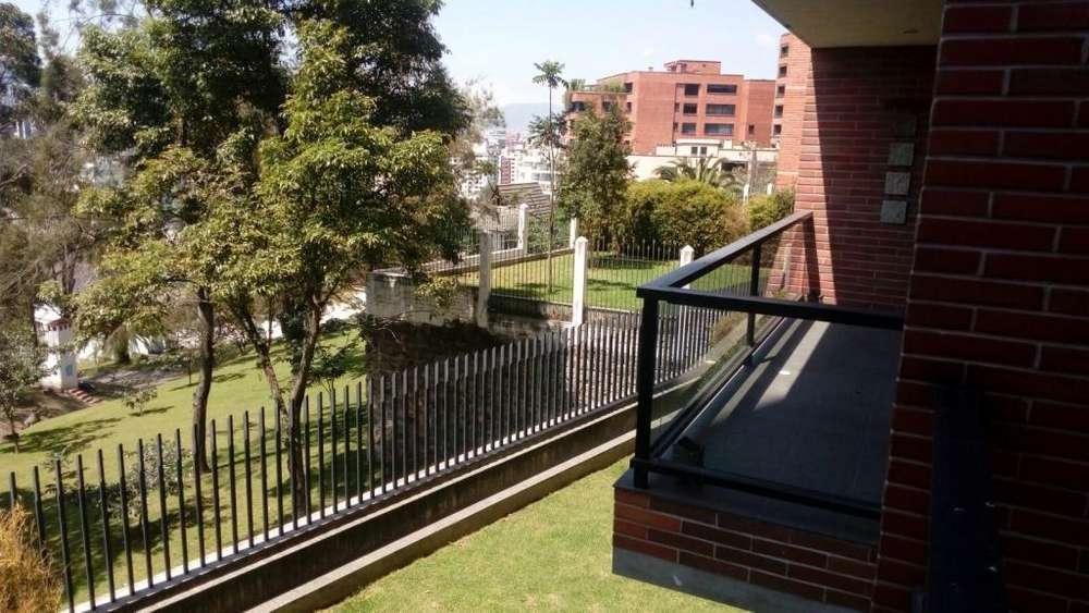 En Renta Departamento Amoblado 2 habitaciones sector la Coruña