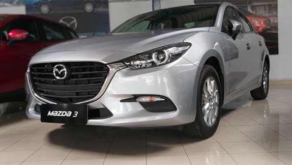 Mazda Mazda 3 2019 - 0 km