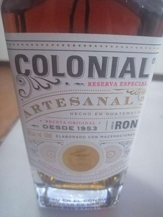 Ron Colonial