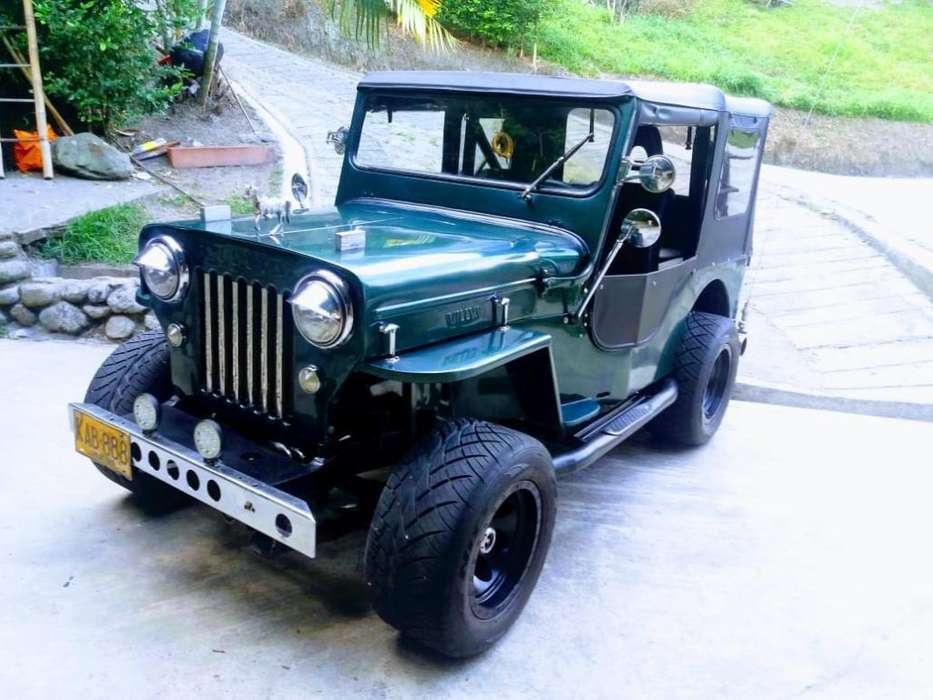 <strong>jeep</strong> Willys 1954 - 300000 km