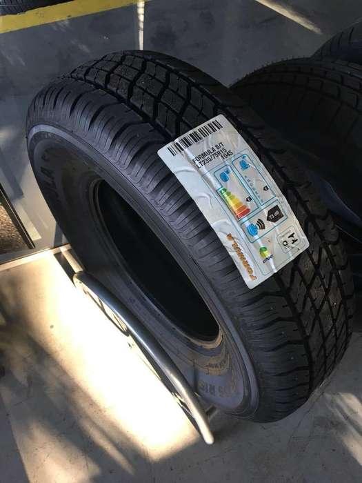Cubiertas 235 75 15 Pirelli Formula