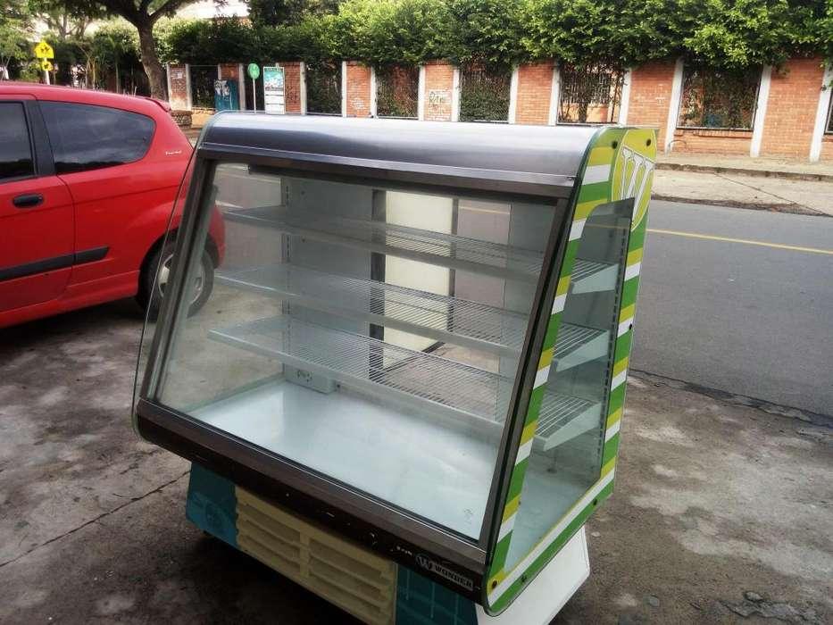 Enfriador, nevera, nevecon, vitrina refrigerante