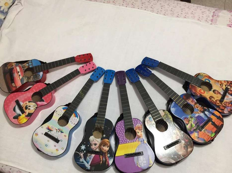 Guitarras Infantiles!!