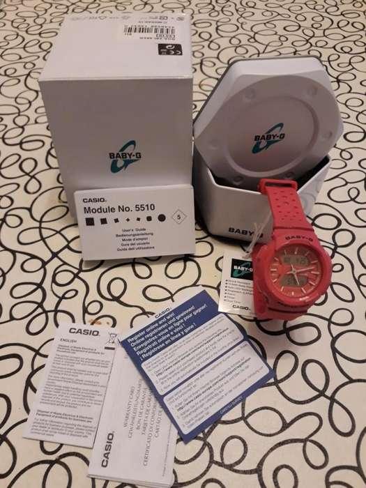Reloj Casio Babyg Bga2404aer