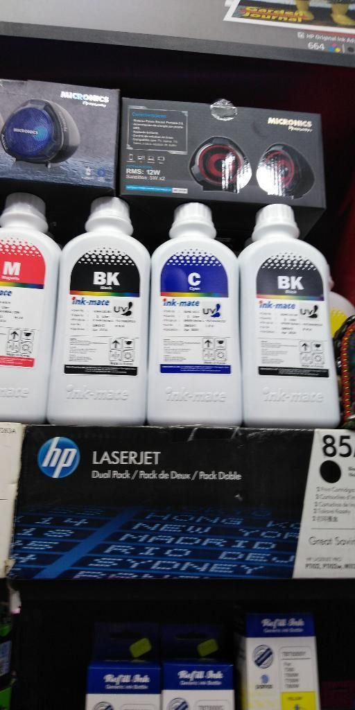 Toner Tintas Epson Hp Canon Brother