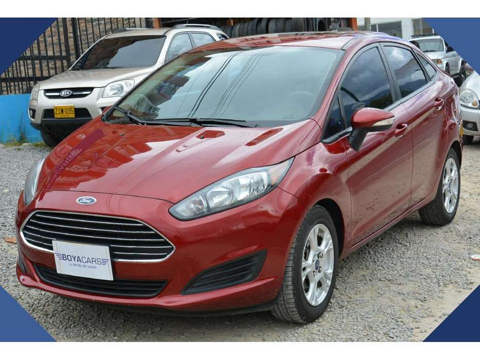 <strong>ford</strong> Fiesta  2015 - 66000 km